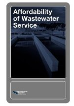 Affordability of Wastewater Service