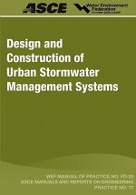 Design and Construction of Urban Stormwater Management Systems - MOP FD-20