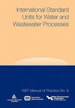 International Standard Units for Water and Wastewater Processes
