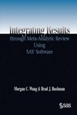 Integrating Results Through Meta-Analytic Review Using SAS(R) Software