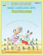 Step-By-Step Basic Language Arts