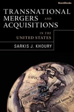 Transnational Mergers and Acquisitions in the United States