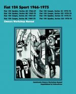 Fiat 124 Sport 1966-1975 Owners Workshop Manual