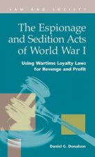 Espionage and Sedition Acts of World War I
