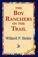 Boy Ranchers on the Trail