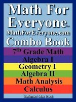 Math for Everyone Combo Book