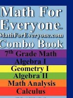 Math for Everyone Combo Book Hardcover