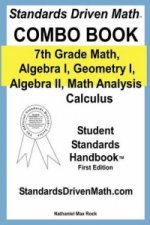 Standards Driven Math Combo Book Hardcover