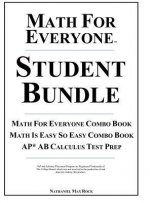 Math for Everyone Student Bundle Hardcover