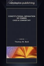 Constitutional Separation of Powers