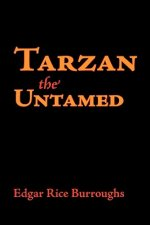 Tarzan the Untamed, Large-Print Edition