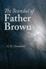Scandal of Father Brown, Large-Print Edition