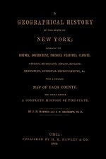 Geographical History of the State of New York, (1848) Embracing Its History, Government, Physical Features, Climate, Geology, Mineralogy, Botany, Zool