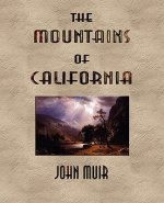 Mountains of California - Illustrated