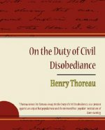 On the Duty of Civil Disobediance - Henry Thoreau