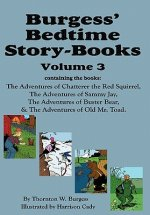 Burgess' Bedtime Story-Books, Vol. 3