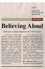 Believing Aloud
