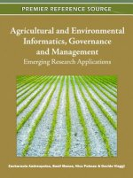 Agricultural and Environmental Informatics, Governance and Management