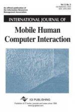 International Journal of Mobile Human Computer Interaction