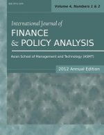 International Journal of Finance and Policy Analysis (2012 Annual Edition)