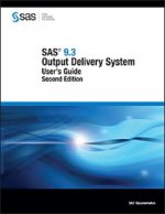 SAS 9.3 Output Delivery System