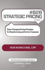 # B2B Strategic Pricing Tweet Book01