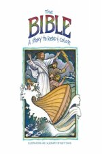 Bible, a Story to Read and Color