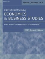International Journal of Economics and Business Studies (2013 Annual Edition)