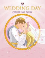 Wedding Day Coloring Book