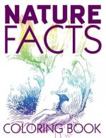 Nature Facts Coloring Book