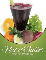 Nutribullet Recipe Journal