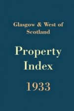 Glasgow and West of Scotland Property Index 1933