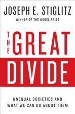 Great Divide - Inequality and its Causes, Consequences, and Cures