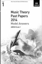 Music Theory Past Papers 2014 Model Answers, ANRSM Grade 1