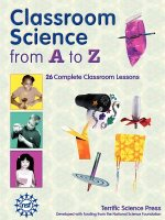 Classroom Science from A to Z