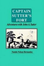 Captain Sutter's Fort, Adventures with John A. Sutter