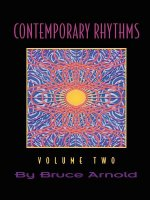 Contemporary Rhythms Volume Two