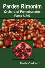 Pardes Rimonim - Orchard of Pomegranates - Parts 5-8