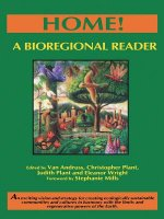 Home! a Bioregional Reader
