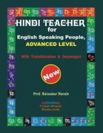 Hindi Teacher for English Speaking People, Advanced Level
