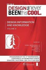 Proceedings of ICED'09, Volume 8, Design Information and Knowledge