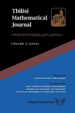 Tbilisi Mathematical Journal Volume 2 (2009)