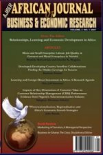 African Journal of Business and Economic Research, Vol 2 No 1 2007