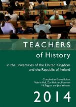 Teachers of History in the Universities of the United Kingdom and the Republic of Ireland 2014
