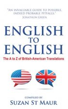 English to English - The A to Z of British-American Translations
