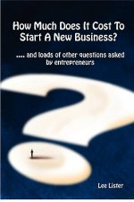 How Much Does It Cost To Start A New Business?