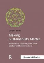 Making Sustainability Matter