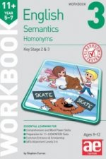 11+ Semantics Workbook 3 - Homonyms