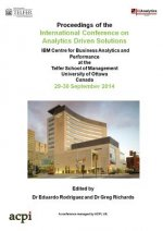 Proceedings of the International Conference on Analytics Driven Solutions