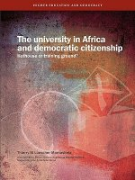 University in Africa and Democratic Citizenship